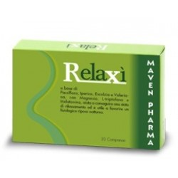 RELAXI 30COMPRESSE 36G