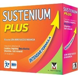 SUSTENIUM PLUS INTENSIVE MULTIVITAMINICO 12BST