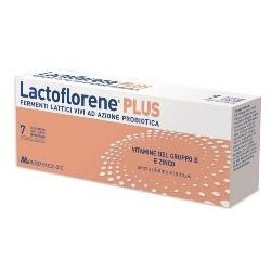 LACTOFLORENE PLUS 12 FLACONCINI 10ML