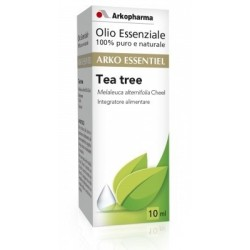 OLIO ESSENZIALE TEA TREE 10M ARK