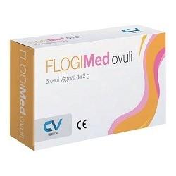 FLOGIMED OVULI 6OVULI VAGINALI - DISPOSITIVO MEDICO