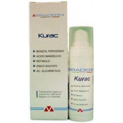 BRADERM KURAC 30ML - DISPOSITIVO MEDICO