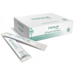 HEPILOR MONODOSE 20 STICK PACK - DISPOSITIVO MEDICO - DISPOSITIVO MEDICO