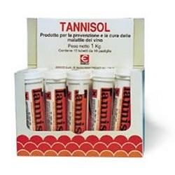 TANNISOL-TB 10 CPR VEBI