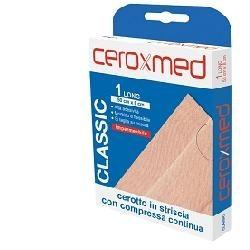 CEROXMED-LONG STRIP   50X8 - DISPOSITIVO MEDICO
