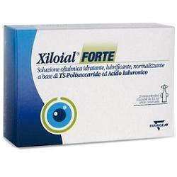 XILOIAL FORTE MONODOSE 20F - DISPOSITIVO MEDICO