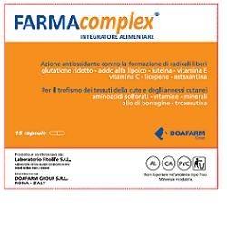 FARMACOMPLEX 15CPS