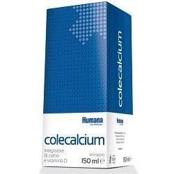 COLECALCIUM SCIROPPO 150ML