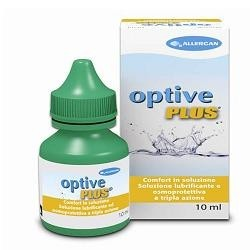 OPTIVE PLUS SOLUZIONE OFT 10ML  - DISPOSITIVO MEDICO