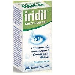 IRIDIL GOCCE OCULARI 10ML - DISPOSITIVO MEDICO