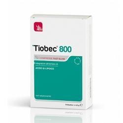 TIOBEC 800 20CPR 32G