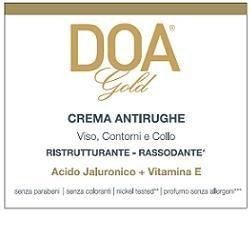 DOA GOLD CREMA ANTIRUGHE 50ML