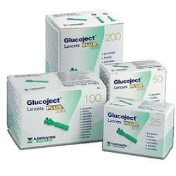 GLUCOJECT LANCETS PLUS G33  25PZ - DISPOSITIVO MEDICO