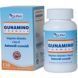 GUNAMINO FORMULA.150 COMPRESSE