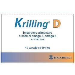 KRILLING D 40CPS
