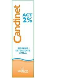 CANDINET ACT 2% 150ML - DISPOSITIVO MEDICO