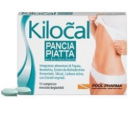 KILOCAL PANCIA PIATTA 15CPR