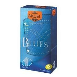 AKUEL BY MANIX BLUES 12PZ - DISPOSITIVO MEDICO