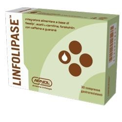 LINFOLIPASE 30CPR 940MG