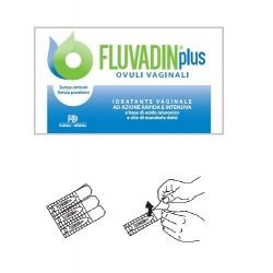 FLUVADIN PLUS OVULI VAG 10PZ - DISPOSITIVO MEDICO - DISPOSITIVO MEDICO