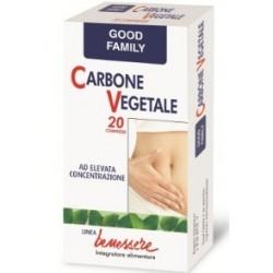CARBONE-VEG  40 CPR GOOD F.AFOM
