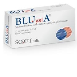 BLUYAL A COLLIRIO 15 MONOD - DISPOSITIVO MEDICO