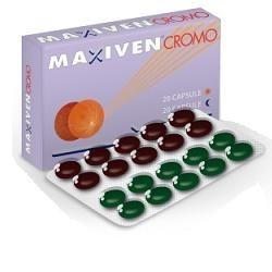MAXIVEN CROMO INTEG 40CPS