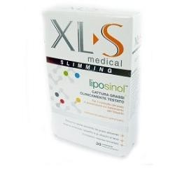 XLS MEDICAL LIPOSINOL 60CPS - DISPOSITIVO MEDICO - DISPOSITIVO MEDICO
