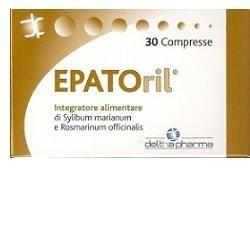 EPATORIL INTEG 30CPR 15G