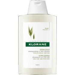 KLORANE SH LATTE AVENA 400ML