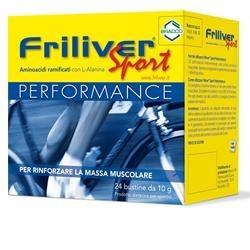 FRILIVER SPORT PERFORMANCE 24BS