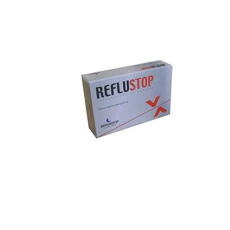 REFLUSTOP 30CPS 500MG