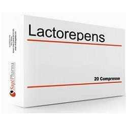 LACTOREPENS INT 20CPR 10G