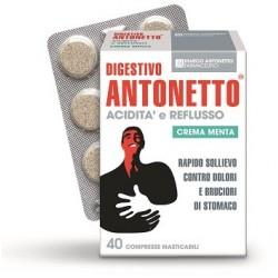 DIGESTIVO ANTONETTO A/R MENTA - DISPOSITIVO MEDICO