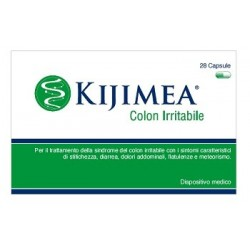 KIJIMEA COLON IRRITABILE 28CPS - DISPOSITIVO MEDICO - DISPOSITIVO MEDICO