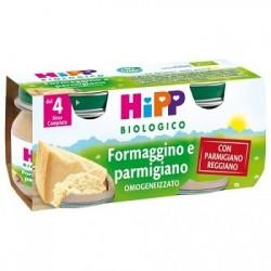 HIPP FORMAGGINO PARMIGIANO 2X80G