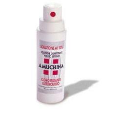 AMUCHINA-SOLUZ 10%  500ML