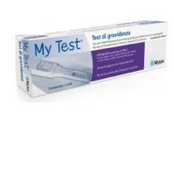 MY TEST HCG RAPID TEST GRAV 2PZ