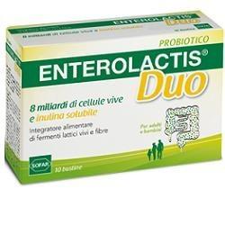 ENTEROLACTIS DUO POLV 10 BUST FERMENTI LATTICI