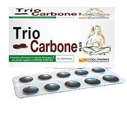 TRIOCARBONE PLUS INTEG 40CPR