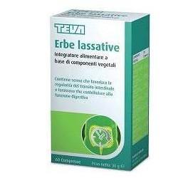 ERBE LASSATIVE 60CPR TEVA