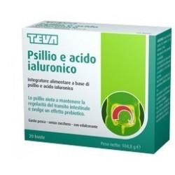 PSILLIO ACIDO IALURON 20BST TEVA