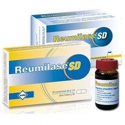 REUMILASE SD INTEG DIET 20CPR