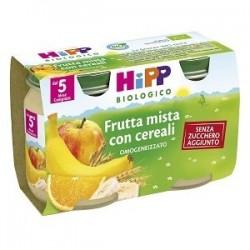 HIPP MERENDA FR/MISTA CRL 2X125G