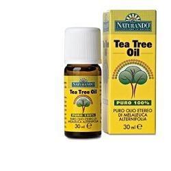 TEA TREE OIL 10ML NATURANDO