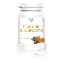 ALGEM PIPERINA&CURCUMA 45CPS