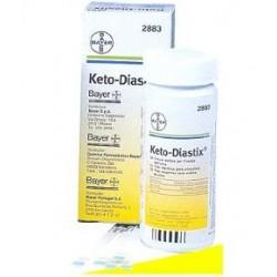 KETODIASTIX GLICOCHETO 50STRIS - DISPOSITIVO MEDICO