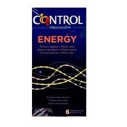 CONTROL ENERGY 6PZ - DISPOSITIVO MEDICO