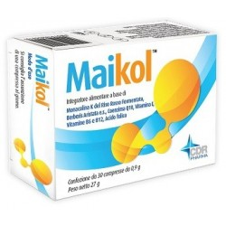 MAIKOL 30CPR 0,9G