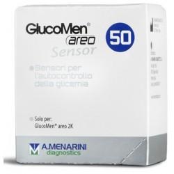 GLUCOMEN AREO SENSOR STR 50PZ - DISPOSITIVO MEDICO